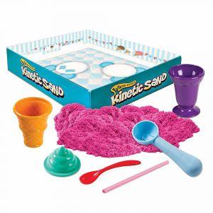 """Набор песка для детского творчества """"Ice Cream"""", Kinetic Sand"""