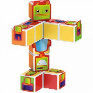 """Магнитные кубики MAGICUBE """"Роботы"""", Geomag"""