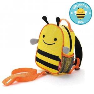 """Рюкзак с ремешком безопасности """"Пчёлка"""", Skip Hop"""