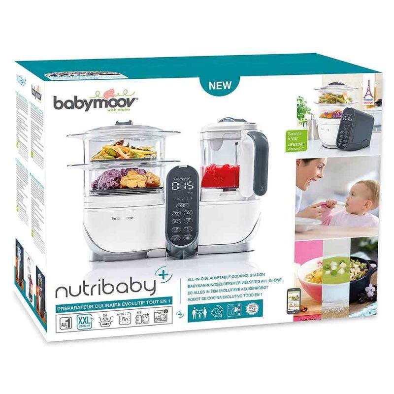 "Блендер-пароварка ""Nutribaby+"", Babymoov"