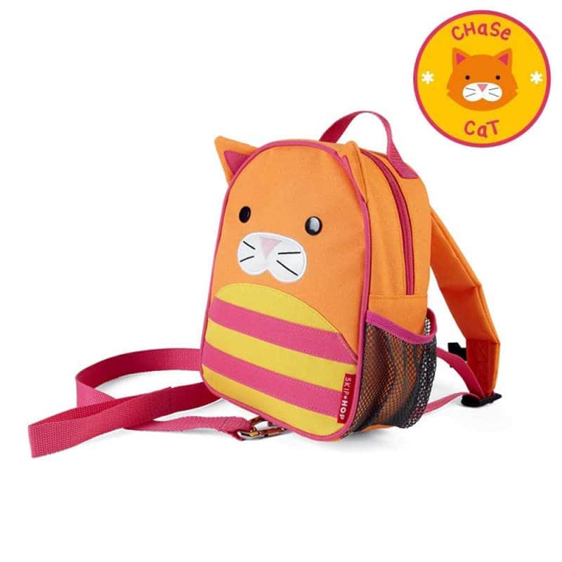 "Рюкзак с ремешком безопасности ""Кошка"", Skip Hop"