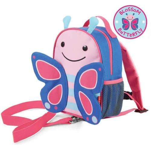 "Рюкзак с ремешком безопасности ""Бабочка"", Skip Hop"