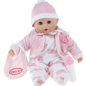 """Говорящая кукла """"Флора"""" 40 см, Bambolina"""