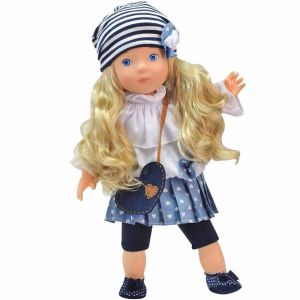 """Говорящая кукла """"Мисс Анна"""" 40 см, Bambolina"""