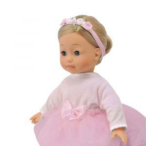 "Говорящая кукла ""Molly балерина"" 40 см, Bambolina"