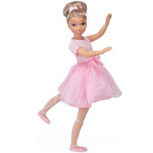 """Кукла """"Molly прима-балерина"""" 90 см, Bambolina"""