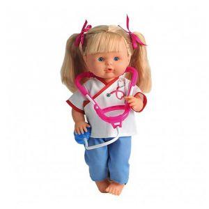 "Говорящая кукла ""Nena доктор"" 36 см, Bambolina"