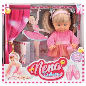 "Говорящая кукла ""Nena маленькая балерина"" 36 см, Bambolina"