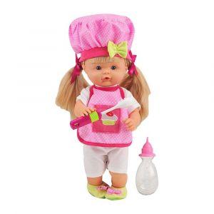 """Говорящая кукла """"Nena маленький повар"""" 36 см, Bambolina"""