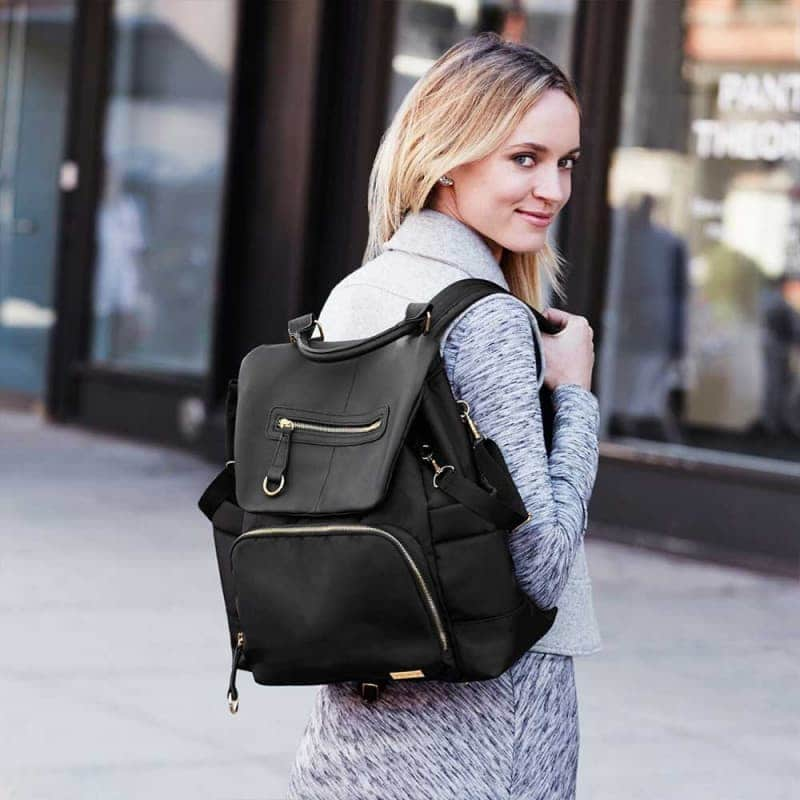 "Рюкзак Skip Hop ""Chelsea Downtown, Black"""