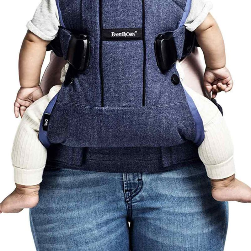 "Рюкзак-кенгуру ""Baby Carrier One"", BabyBjorn"