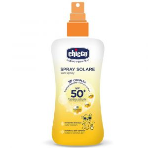 Спрей солнцезащитный 50 SPF, Chicco