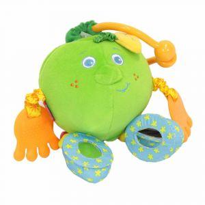 """Погремушка-прорезыватель """"Волшебное зеленое Яблоко"""", Tiny Love"""