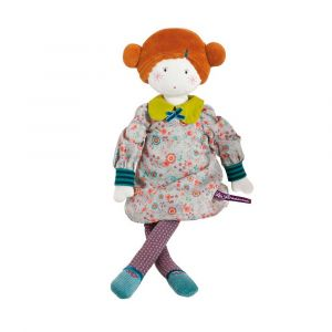 "Мягкая игрушка-кукла ""Мадмуазель Колетт"", Moulin Roty"
