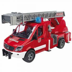 """Игрушка """"Пожарная машина МВ Sprinter"""", Bruder"""