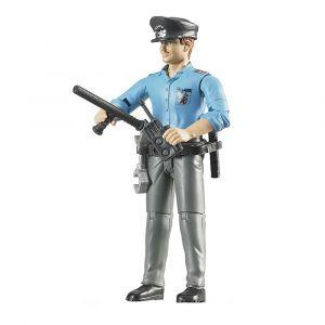 """Игрушка """"Фигурка полицейского"""", Bruder"""