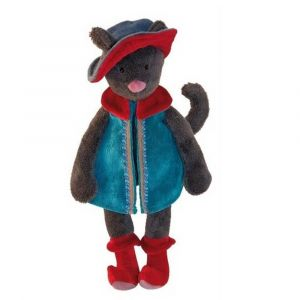 """Мягкая игрушка """"Кот в сапогах"""", Moulin Roty"""