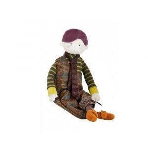 "Мягкая игрушка-кукла ""Сеньор Марсель"", Moulin Roty"
