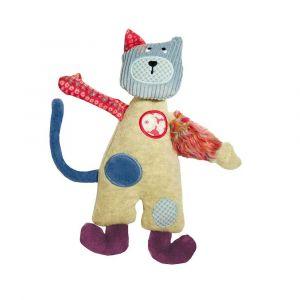 "Мягкая игрушка-кукла ""Кот"", Moulin Roty"