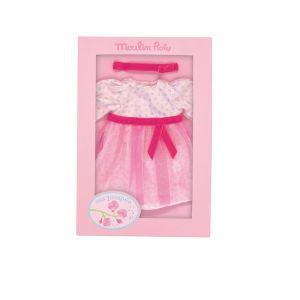 """Одежда для куклы """"Pink"""", Moulin Roty"""