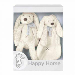 """Подарочный набор """"Крольчонок Риччи"""", Happy Horse"""