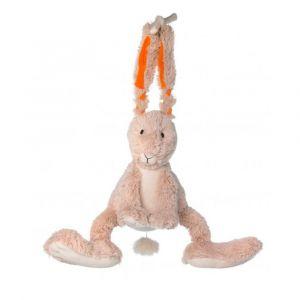 """Музыкальная мягкая игрушка """"Крольчонок Twine"""", Happy Horse"""