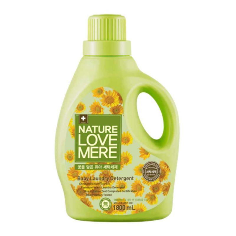 Гель для стирки детской одежды, Nature Love Mere