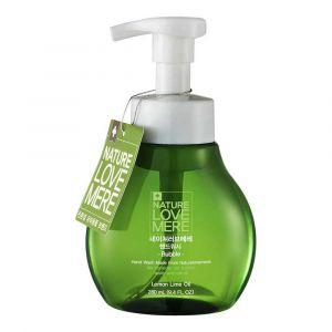 Жидкое мыло для рук с антибактериальным эффектом, Nature Love Mere