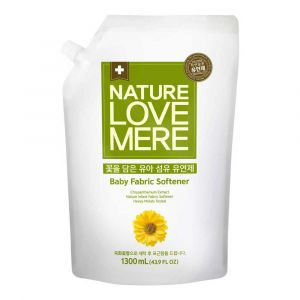 Кондиционер для детской одежды, Nature Love Mere