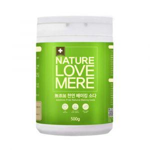 Натуральное многофункциональное средство с содой, Nature Love Mere