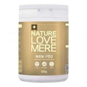 Натуральное очищающее средство с лимонной кислотой, Nature Love Mere