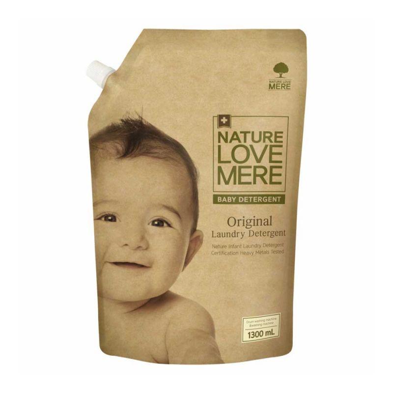 Органический гель для стирки детской одежды, Nature Love Mere
