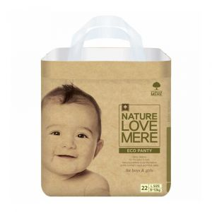 Подгузники-трусики (L), 8-12 кг, Nature Love Mere