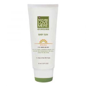 Солнцезащитный крем SPF +35, Nature Love Mere