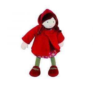 """Мягкая игрушка-кукла """"Красная шапочка"""", Moulin Roty"""