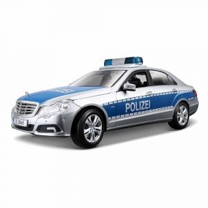 "Автомодель ""Mercedes-Benz E-Class German Police"", Maisto"