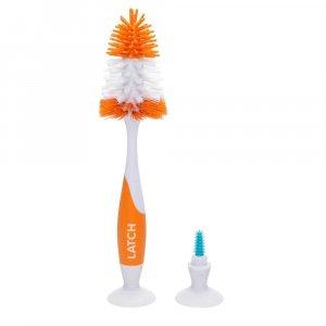 Ершик для мытья бутылочек (Deluxe Bottle Brush), Munchkin
