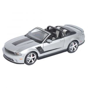 "Автомодель ""Ford Mustang Convertible Roush 427 2010"", Maisto"