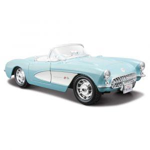 """Автомодель """"Chevrolet Corvette 1957"""", Maisto"""