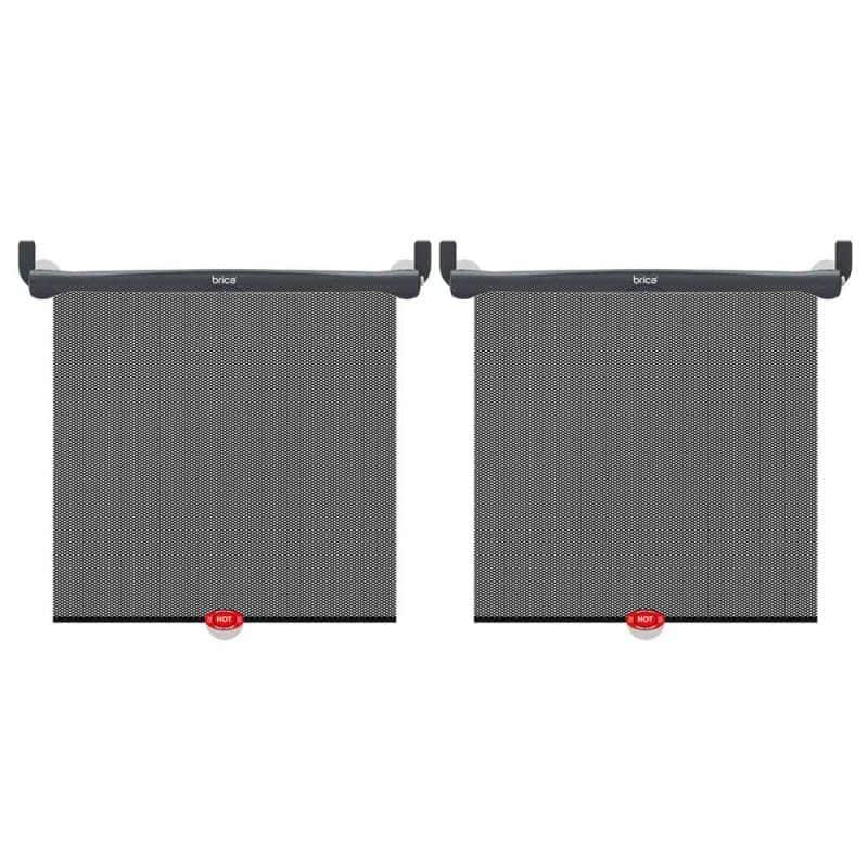 Комплект солнцезащитных шторок в автомобиль (2 шт), Munchkin