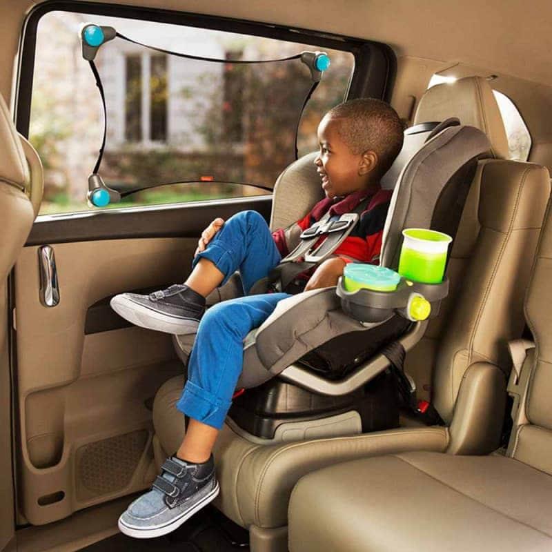 """Солнцезащитный экран в автомобиль """"Stretch-to-Fit"""", Munchkin"""