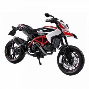 """Модель мотоцикла """"Ducati Hypermotard SP 2013"""", Maisto"""