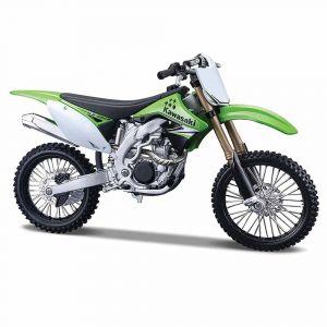 "Модель мотоцикла ""Kawasaki KX 450F"", Maisto"