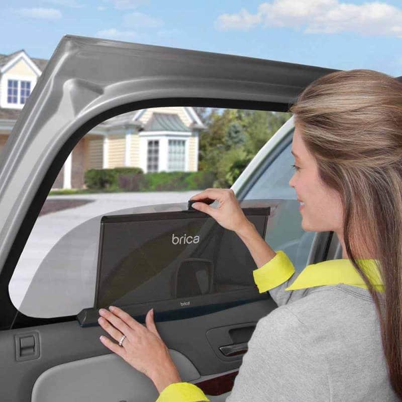 """Солнцезащитная шторка в автомобиль """"Smart Shade"""", Munchkin"""