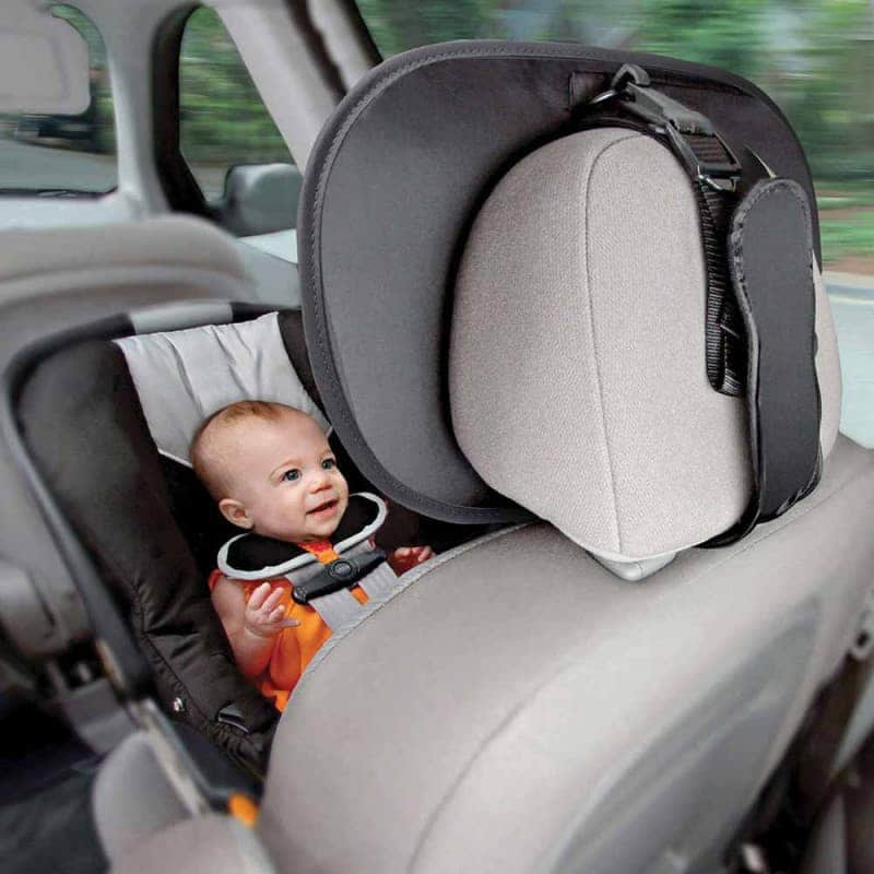 "Автомобильное зеркало для ребенка ""Baby Mega Mirror"", Munchkin"