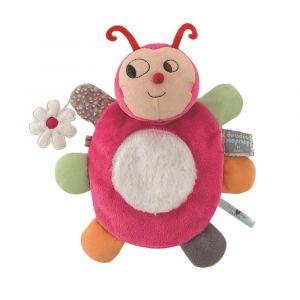 "Игрушка-кукла на руку ""Божья коровка"" Nopnop, Kaloo"