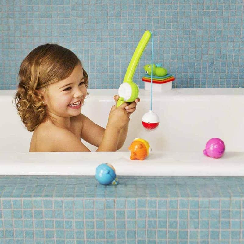 """Игрушка для ванной """"Веселая рыбалка"""", Munchkin"""