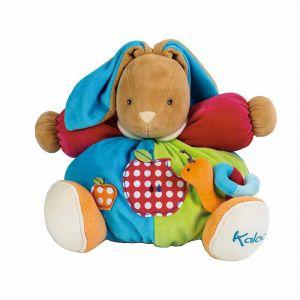 """Мягкая игрушка """"Зайчик с яблоком"""" Colors, Kaloo"""