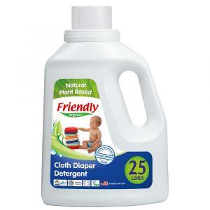 Жидкий порошок без запаха, Friendly Organic