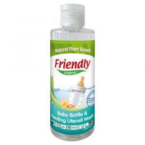 Средство для мытья детской посуды, бутылок, сосок, Friendly Organic